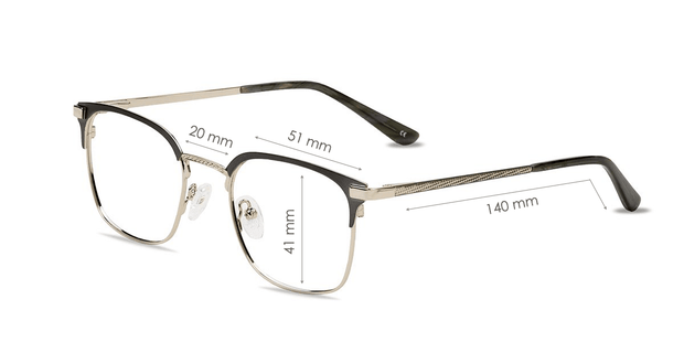 Antares - prescription glasses in the online store OhSpecs