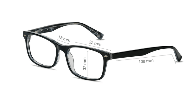 Botein - prescription glasses in the online store OhSpecs