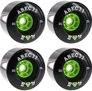 ABEC11 107mm Superfly Wheels 74A