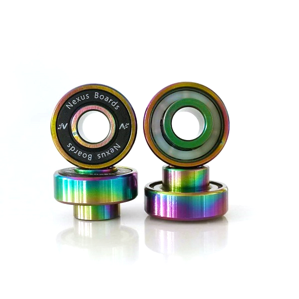 Nexus Oil Slick ABEC-11 Premium Skate Bearings