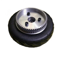 "6"" Pneumatic Wheel Pulley Kit"