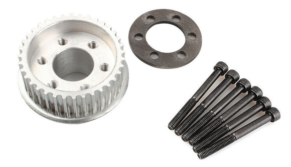 2020 ABEC Wheel Pulley Kit (Hybrid Bolt On & Press Fit)