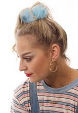 Load image into Gallery viewer, Baby Blue Scrunchie