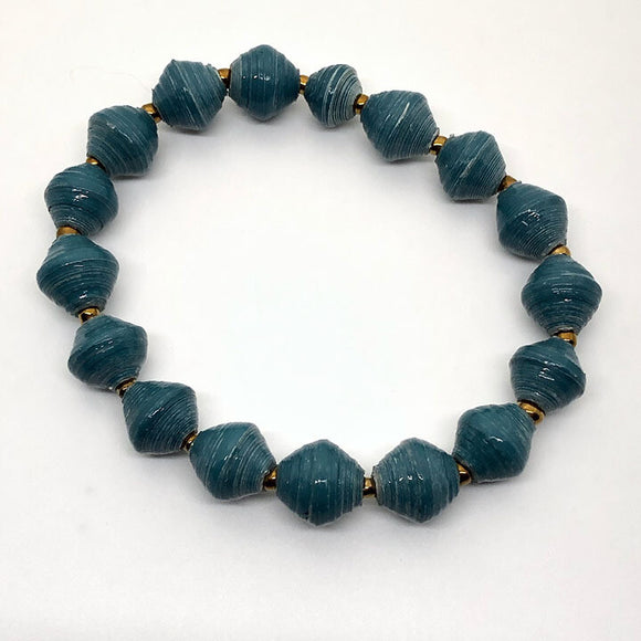 Stella Medium Bead Bracelet