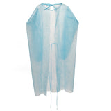 ISOLATION GOWN - BLUE