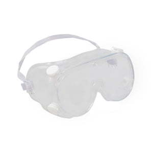 SAFETY GLASSES W/ STRAP
