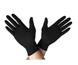 NITRILE DISPOSABLE GLOVES - MULTIPLE SIZES AVAILABLE