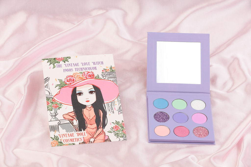 Love Witch Technicolor Eyeshadow