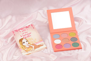 Valley of the Vintage Dolls Eyeshadow Palette
