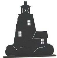 Lighthouse Doorstop by North Country Wind Bells
