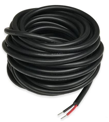 50FT Double-Insulated 14/2 Burial Cable