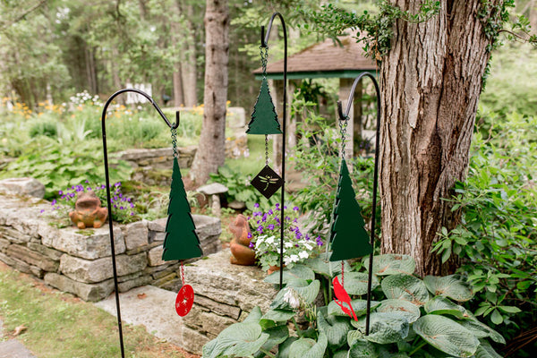 Adirondack Mountains Wilderness Wind Bell - Wind Chime