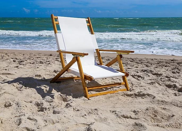 Reclining Beach Chair #105
