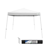A Caravan Canopy Sports Product, the V-Series 2 is a slant leg canopy designed for personal use.