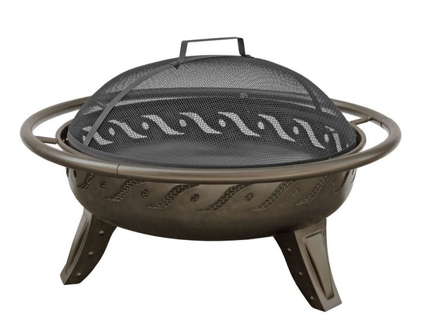Patio Lights Firewave Fire Pit from Landmann