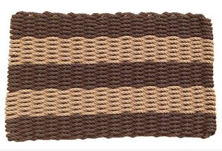 Shoreline 2 Stripe Doormat