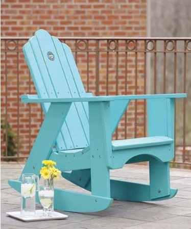 #1012 Original Collection Adirondack Rock by Uwharrie Chair is available in over 30 colors