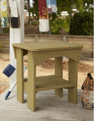 Uwharrie Chair Side Table #1040