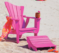 Wave Collection Adirondack Chair #7011 shown in Flamingo