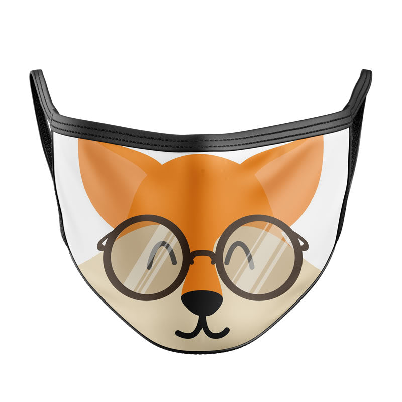Spectacle Fox