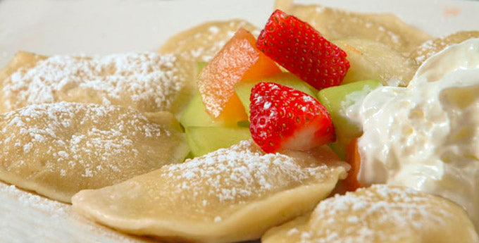 Fruit Pierogies