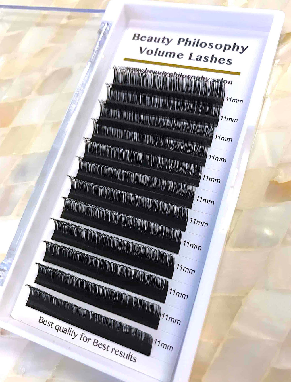 SALE Volume Matte Lash Extensions 0.05