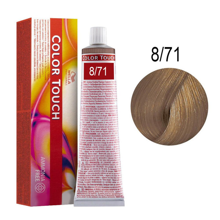 Wella Color Touch Ammonia Free Hair Color-NA11536