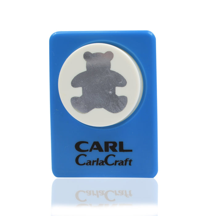 BEAR TEDDY SMALL PAPER PUNCH CARL-SP2502