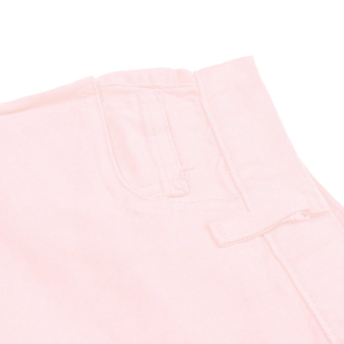 Old Navy Stylish Slim Fit Capri For Ladies-Light Baby Pink-SP3645