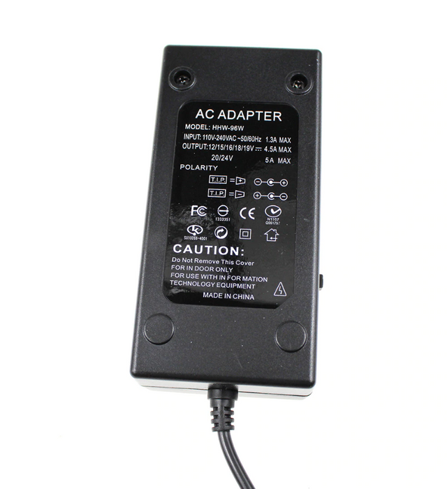 AC/DC Universal Power Adapter Charger for ASUS DELL Lenovo Sony Toshiba Laptops-SP4639