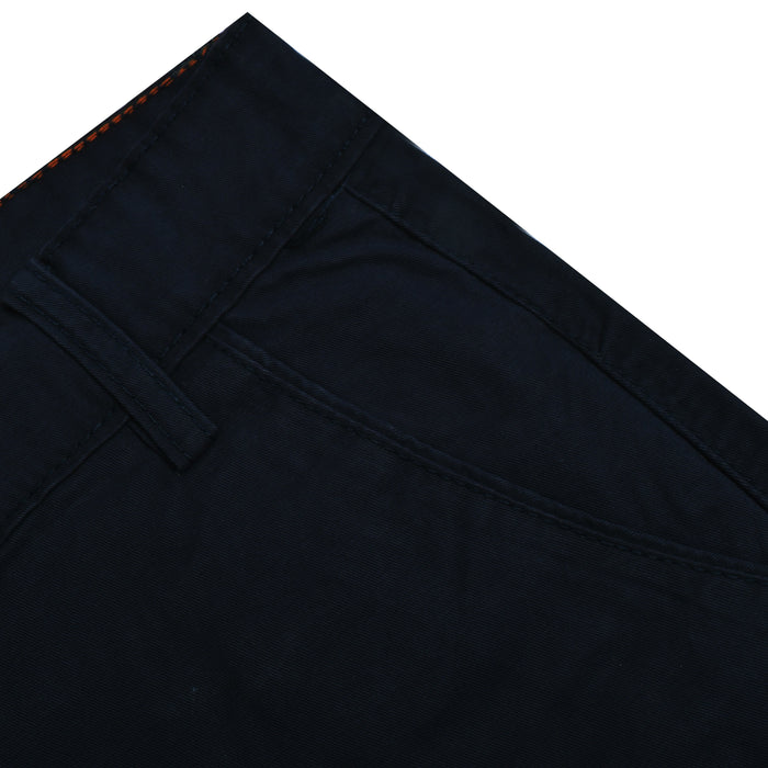 Stretch Slim Fit Denim For Me-Dark Navy-AN1256