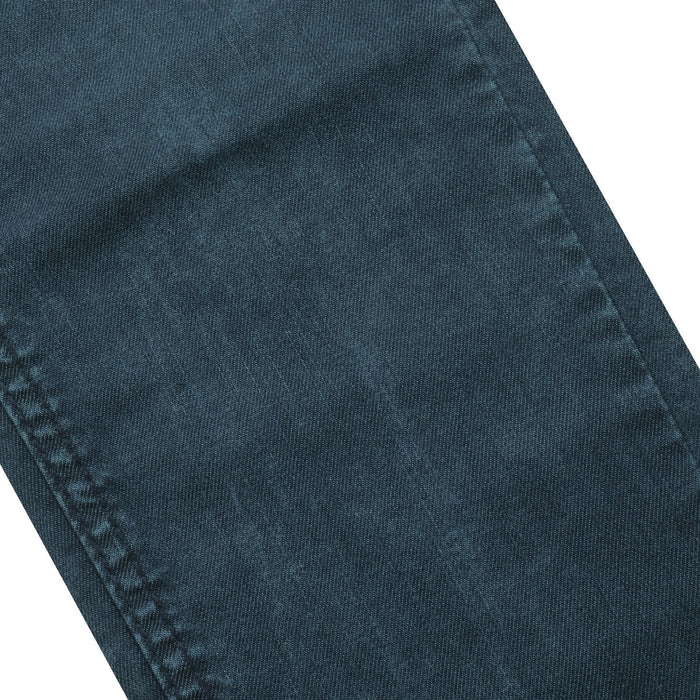 Lee Stylish Slim Fit Stretch Denim For Ladies-Dark Prussian Blue Faded-BE13271