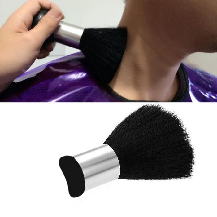 Professional Barber Neck Duster Brush Hair Cutting Hair Salon Hairbrush-BE10656