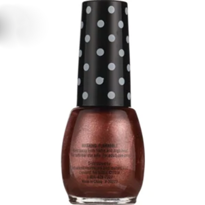 Poparazzi Nail Polish For Ladies-Bronze Metal-SP2444