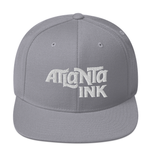 Atlanta Ink Snapback Hat