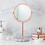 Miroir Grossissant x3 <br> Gold Rose