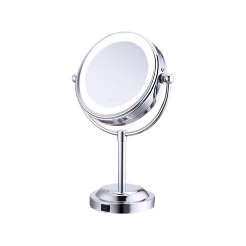 Miroir Grossissant Lumineux x3 <br> Silver