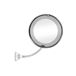 Miroir Grossissant <br> Ventouse Led