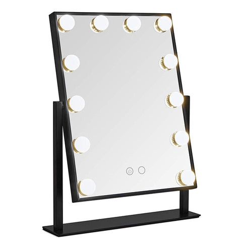 Miroir Hollywood <br> Vertical Moyen
