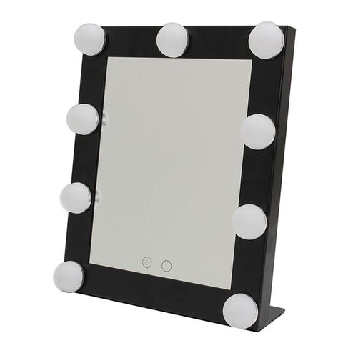 Miroir Hollywood <br> Mini Black