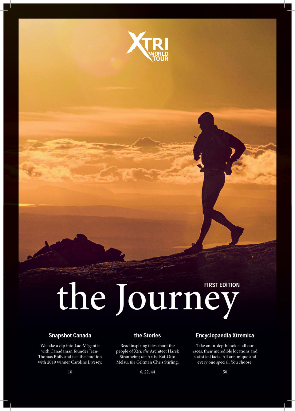 XTRI the Journey Magazine - FIRST EDITION (Printed Copy)