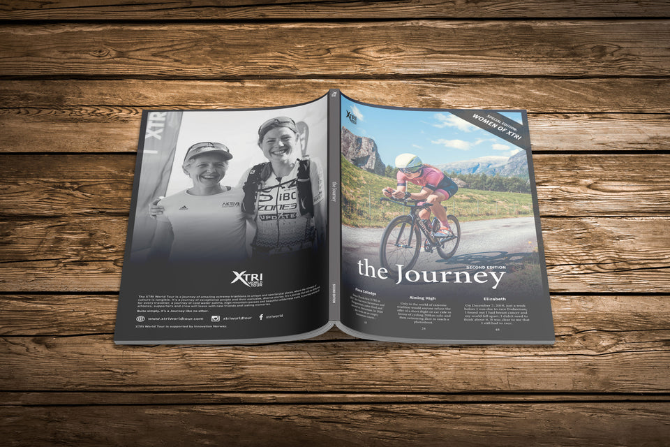 XTRI the Journey Magazine - SECOND EDITION (Printed Copy)