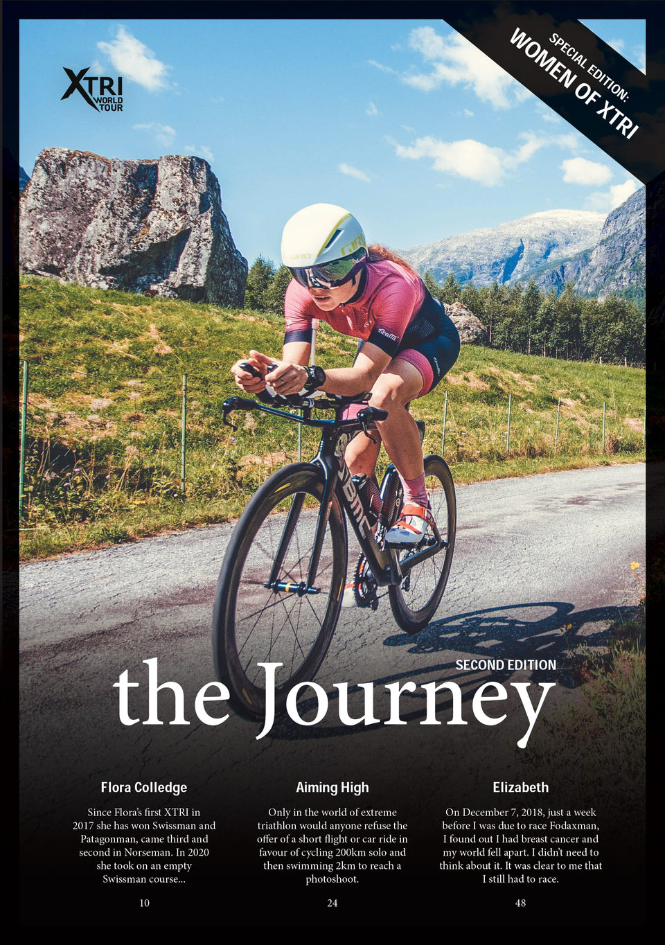 XTRI the Journey Magazine - SECOND EDITION (Digital Download)