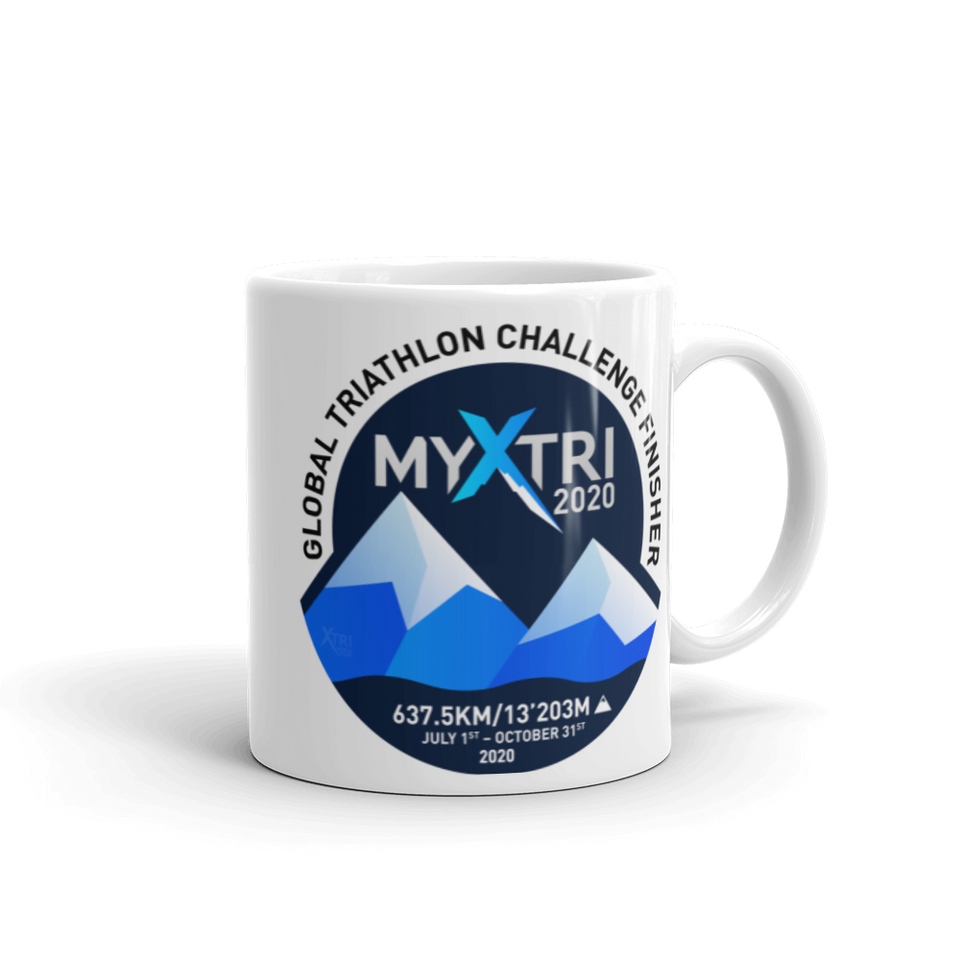 MyXTRI Finisher's Mug