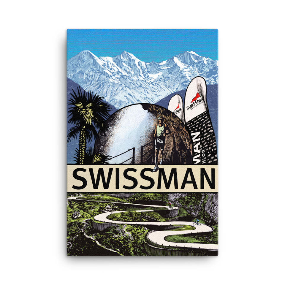 SWISSMAN Giant Canvas