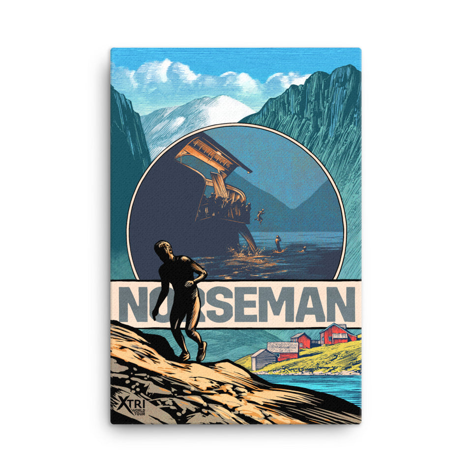 NORSEMAN Giant Canvas