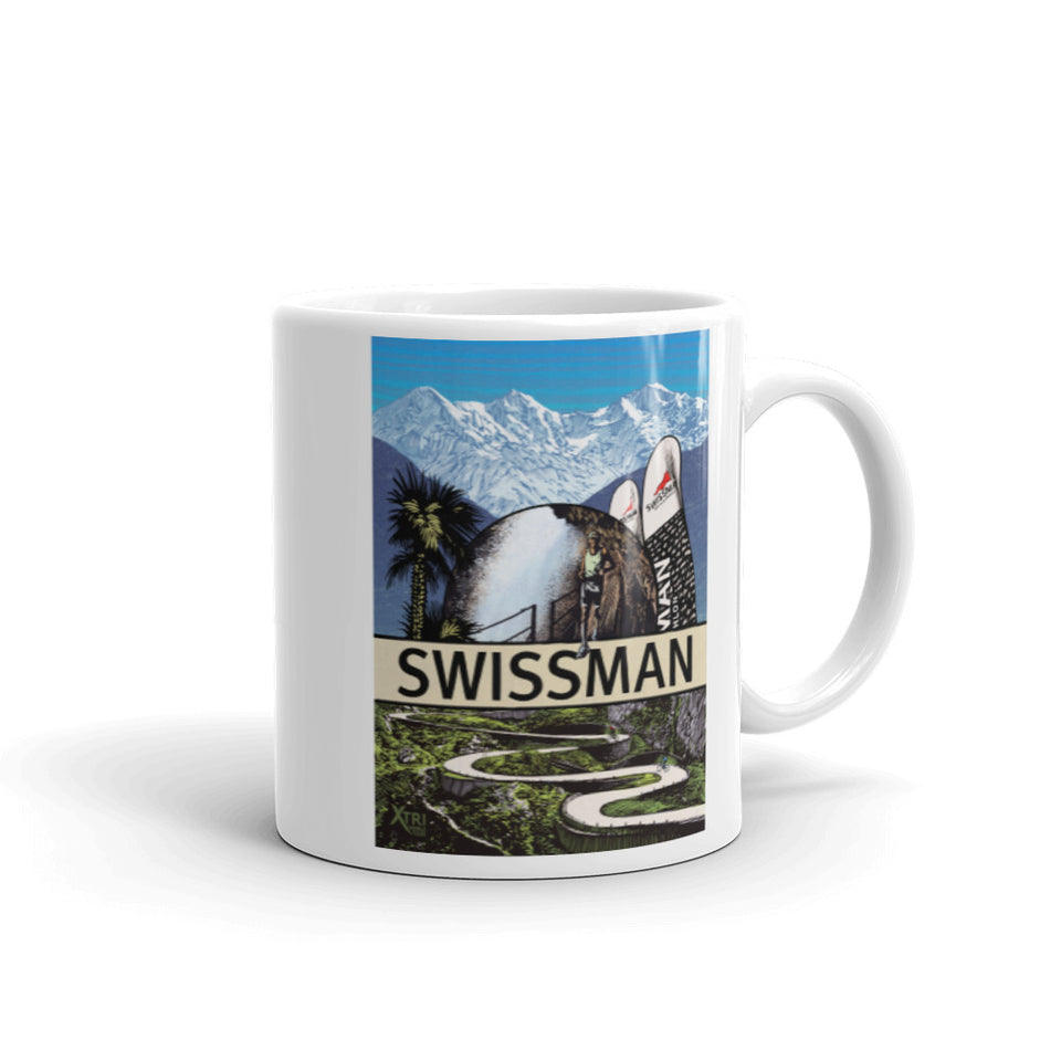 Swissman Custom Art Mug
