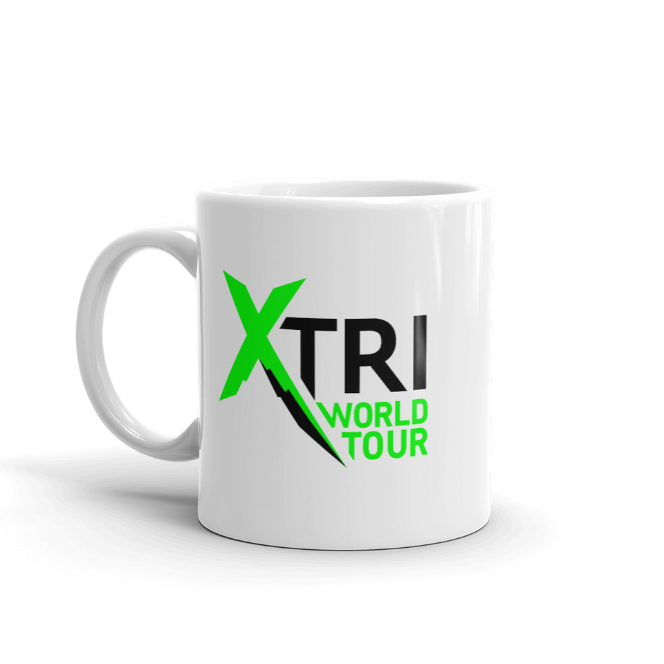 XTRI World Tour Mug