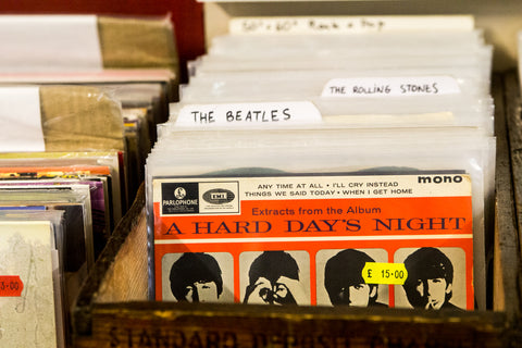 We buy & sell new release & secondhand vinyl records. Based in Glasgow, Scotland.