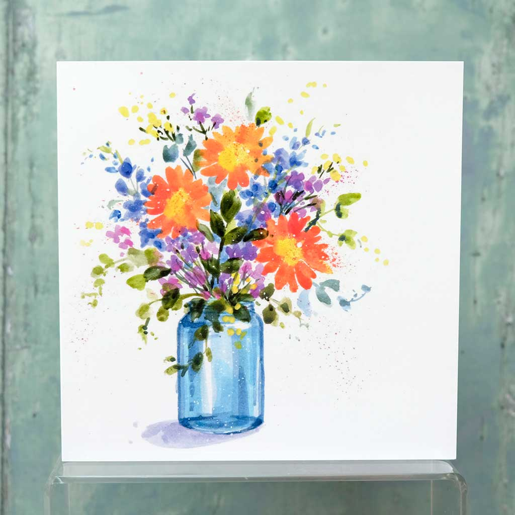 AR001 A Bright Bouquet